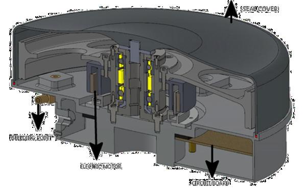 spacecraft reaction wheels - photo #15