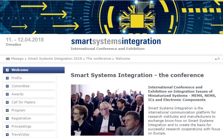 SmartSystemsIntegration2018