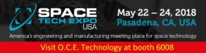 OCE at Space Tech Expo US