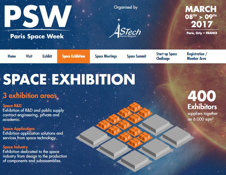 Paris Space Week
