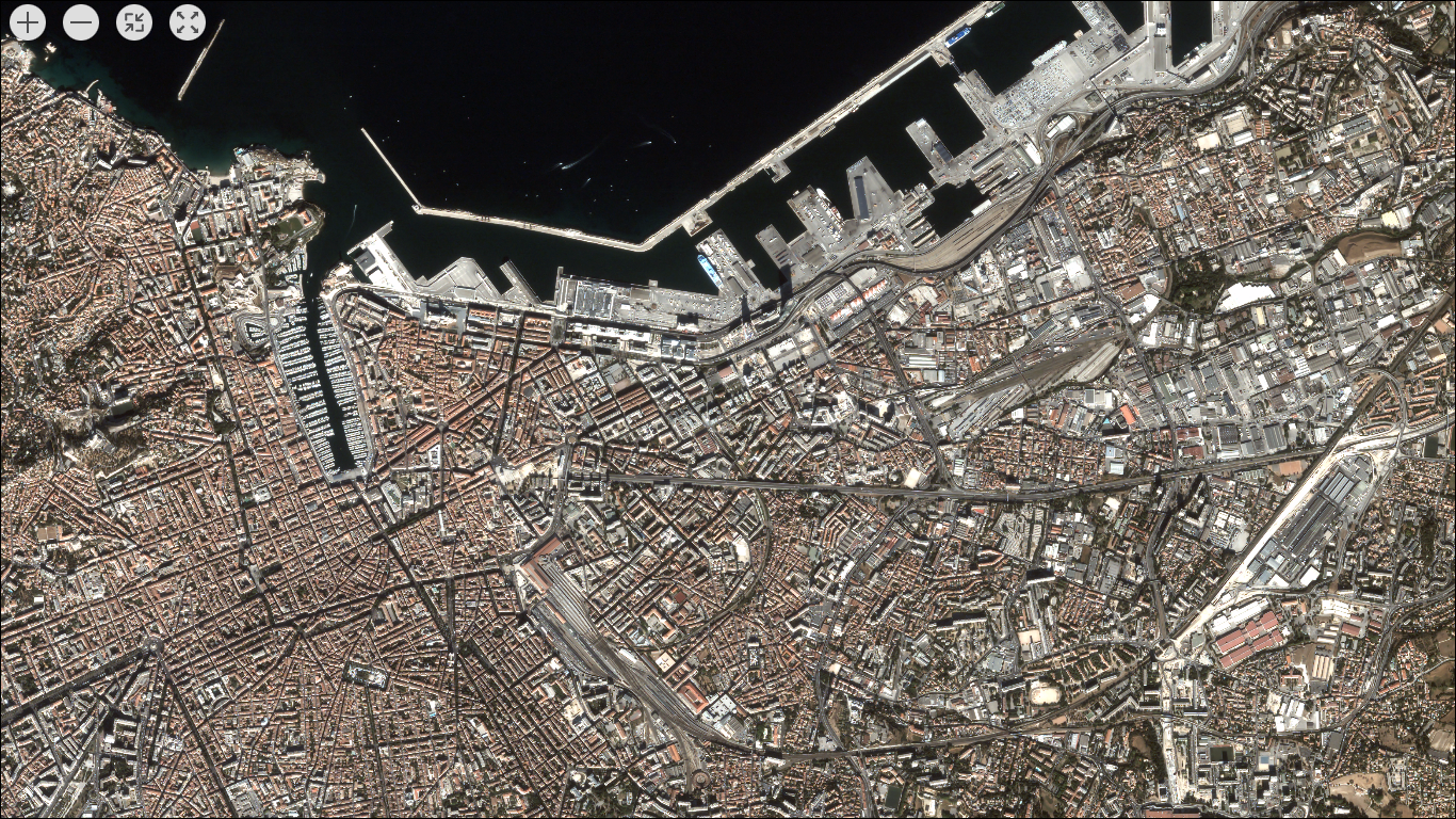 Marseille from OVS-1A
